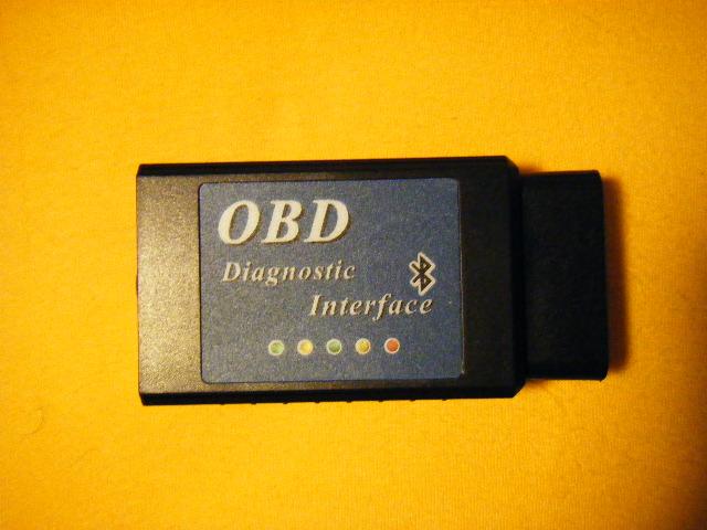 OBD-2 Bluetooth Interface am Prius 2 - PRIUSforum