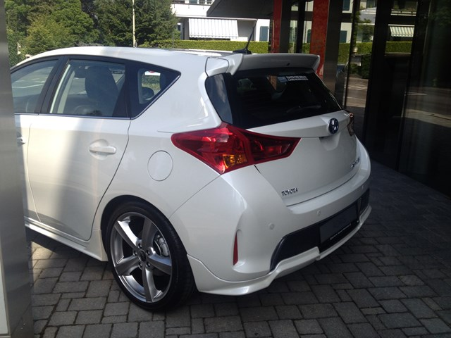Auris Hsd Ii Special Edition Tuning Priusforum
